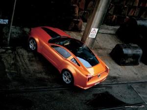 Ford Mustang Giugiaro Concept (2006)