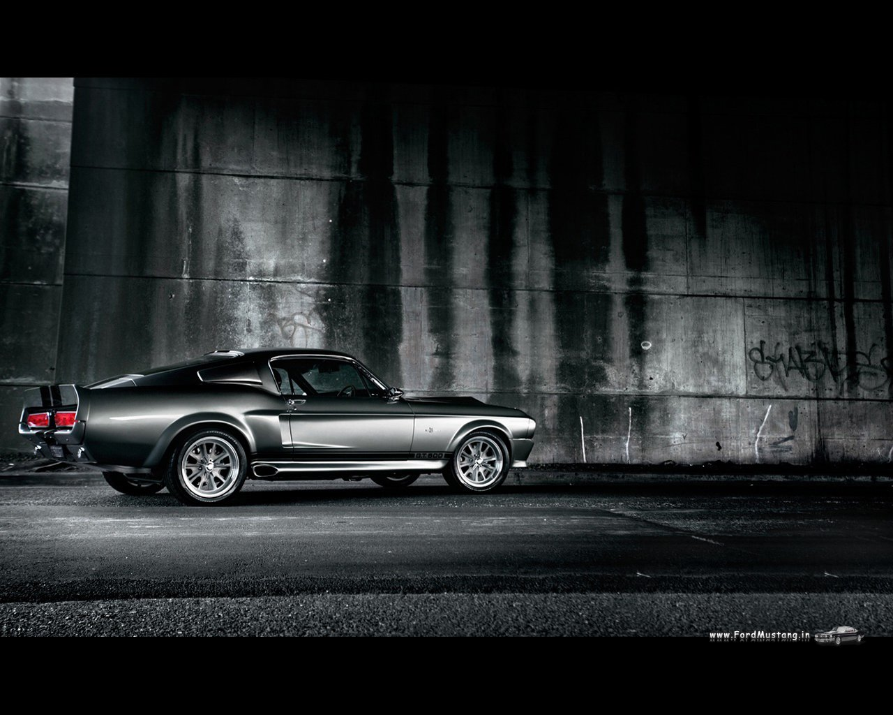 Ford Mustang Shelby Gt500 Eleanor Gone In 60 Seconds Wallpapers