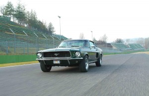 Ford Mustang Shelby GT500 (Classic)