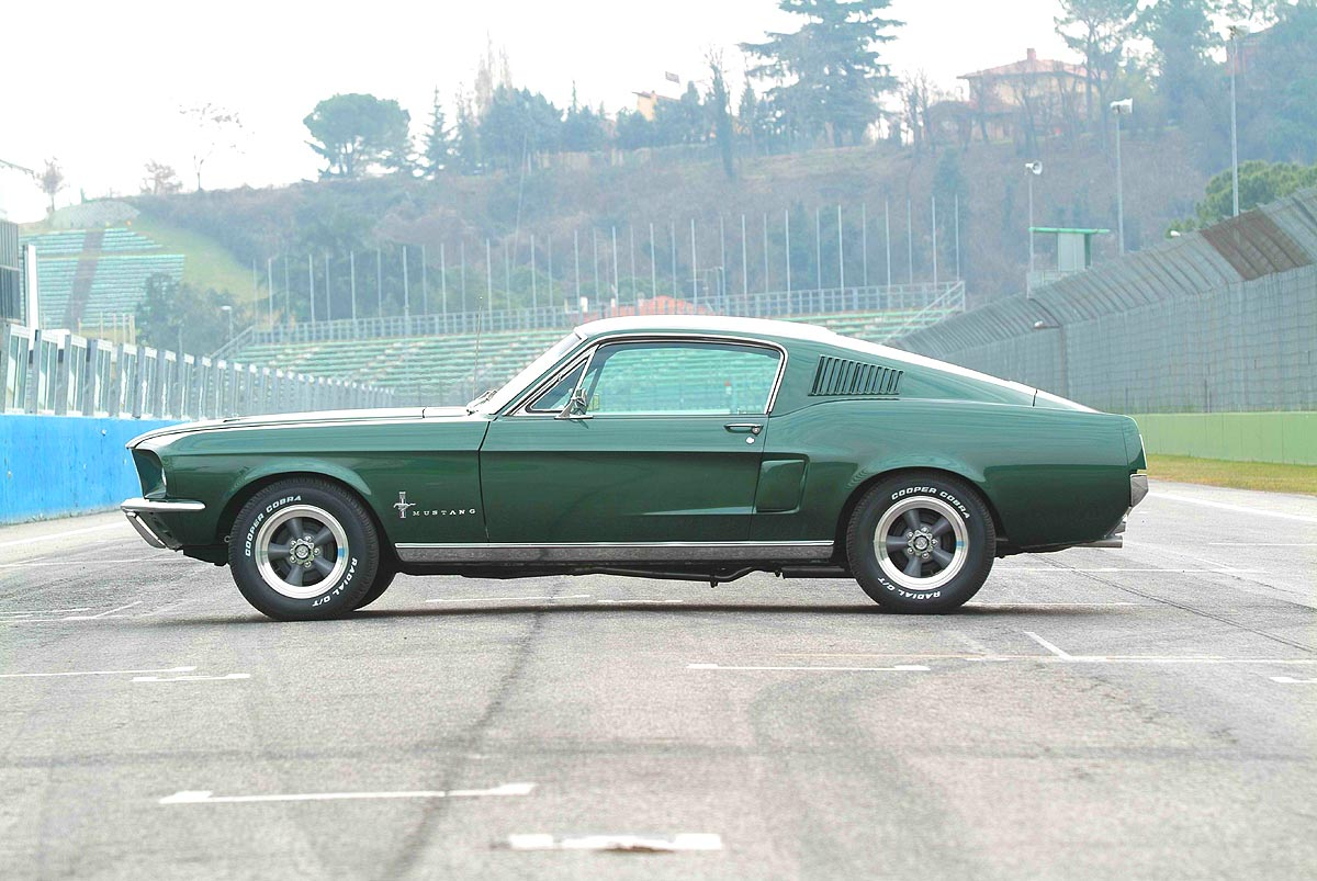 Ford Mustang Shelby Gt500 Classic Ford Mustang Ford