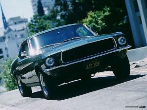 Ford Mustang Bullitt Fastback 1968 1600x1200 wallpapers HD 02