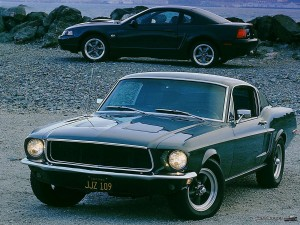 Ford Mustang Bullitt Fastback 1968 1600x1200 wallpapers HD 03