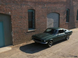 Ford Mustang Bullitt Fastback 1968 1600x1200 wallpapers HD 04