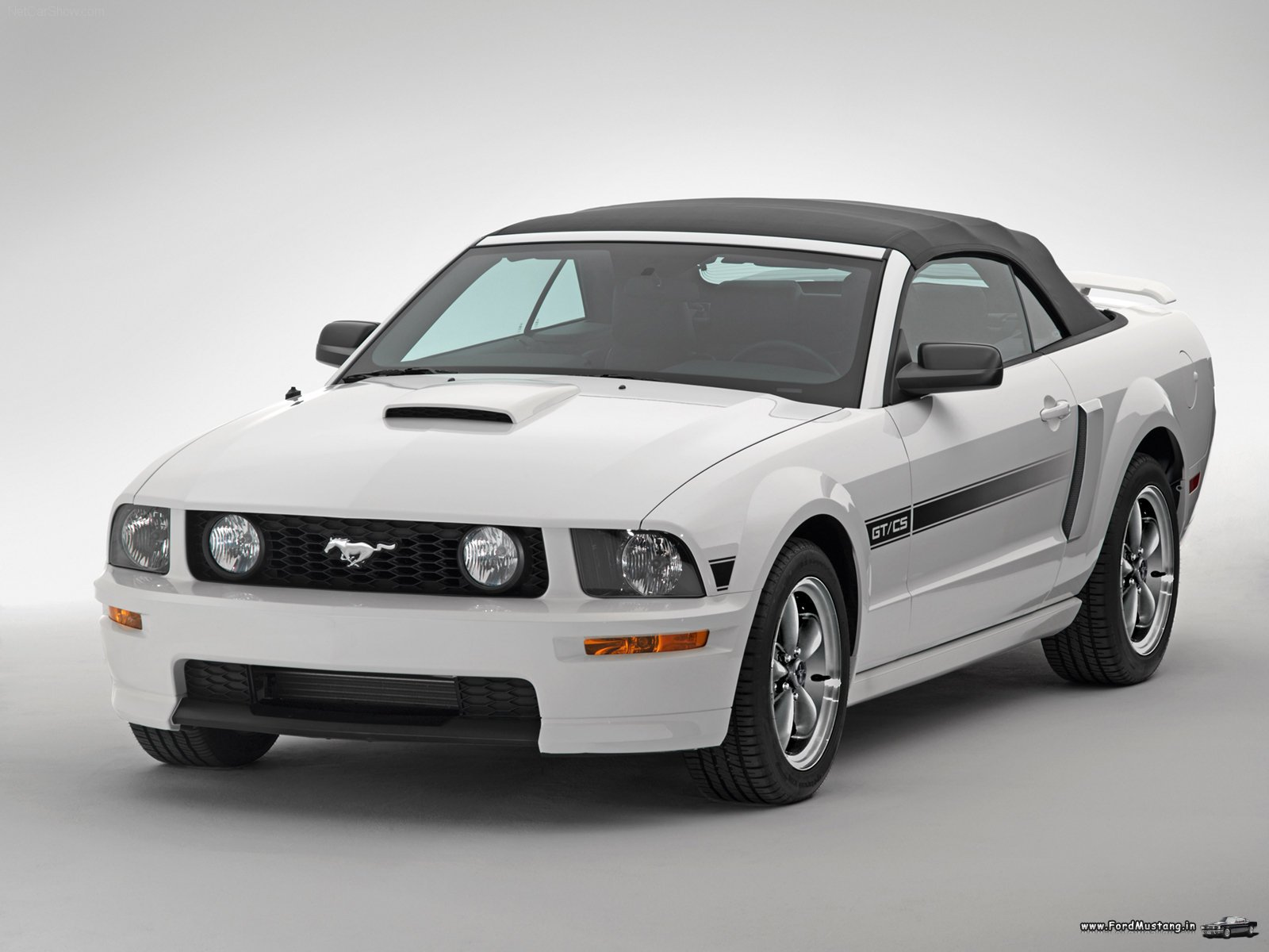 Ford Mustang Gt California Special X Wallpaper