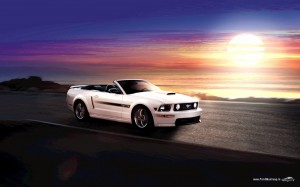 Ford Mustang GT/CS California Special 2007 1600x1200