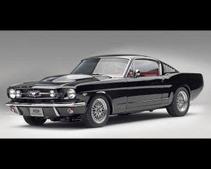 1965 Ford Mustang Fastback Cammer Wallpaper 02