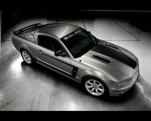 Saleen Mustang S302 Extreme (2008) 01