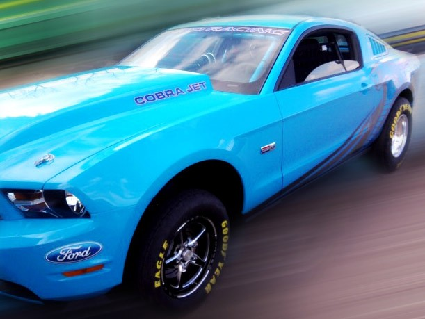2012 Ford Mustang Cobra Jet Wallpaper