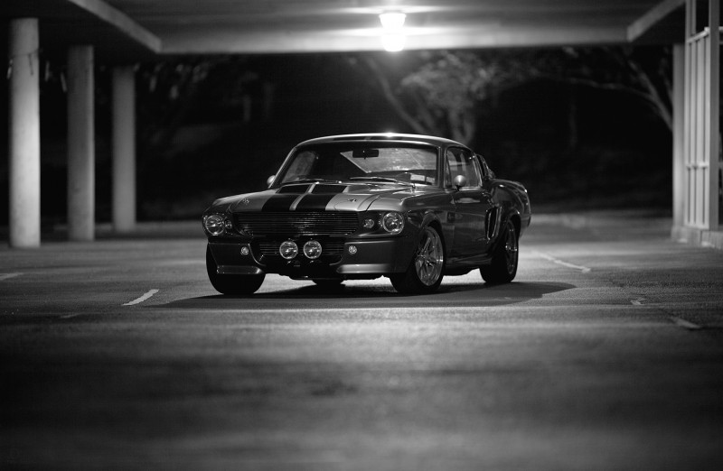 1967 ford mustang shelby gt500 fastback eleanor 12