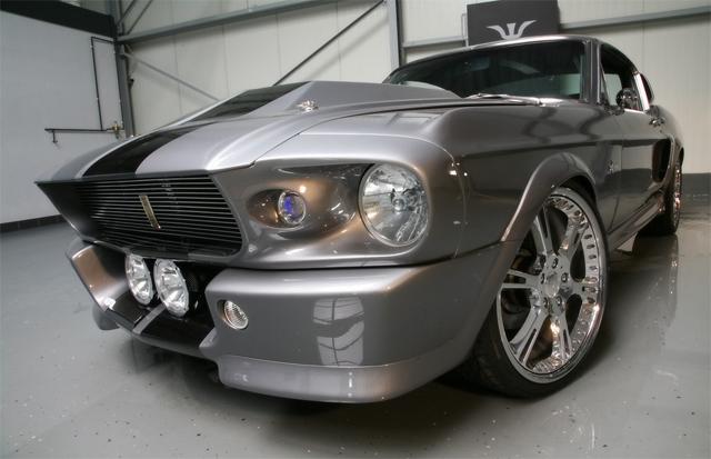 Eleanor Ford Mustang Ford Mustang Bullitt Ford Mustang
