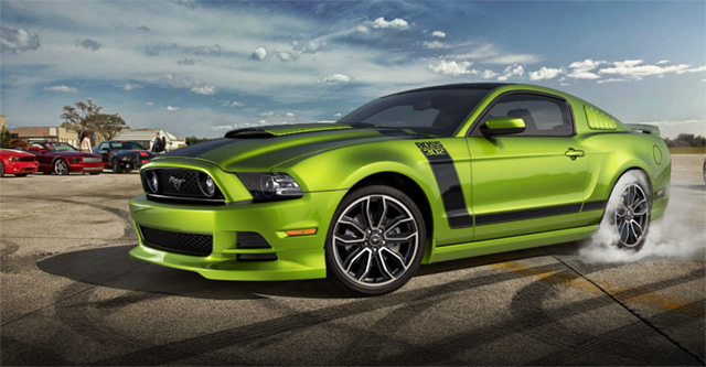 Other Ford Mustang Ford Mustang Bullitt Ford Mustang