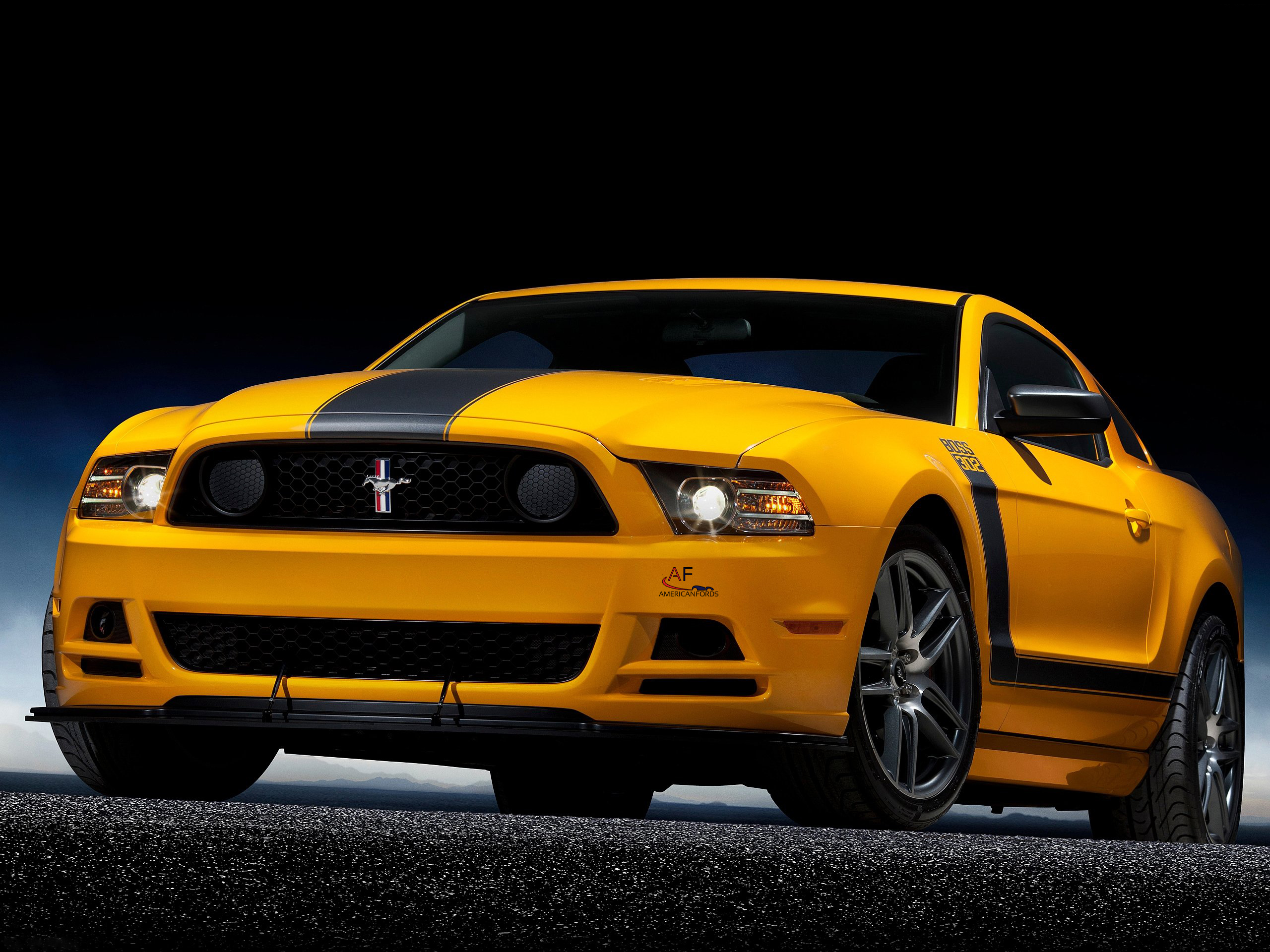 2013 Ford Mustang Gt Boss 302 Amp Shelby Gt500 Ford