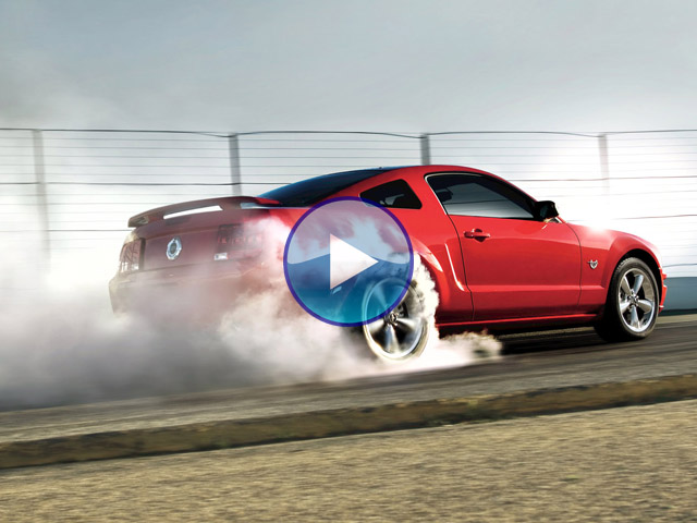 Ford Mustang Videos